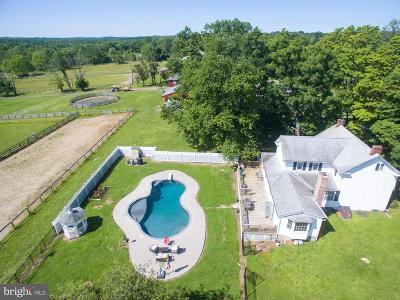 Bucks County Farm For Sale: 6596 Groveland Road