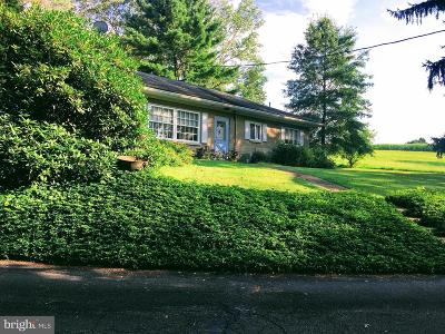 Bucks County Single Family Home For Sale: 328 Church Hill Road