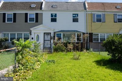 Levittown Townhouse For Sale: 2404 Liberator Street