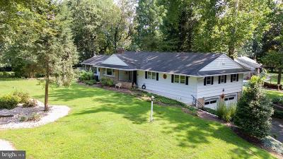 Yardley Single Family Home For Sale: 735 River Road