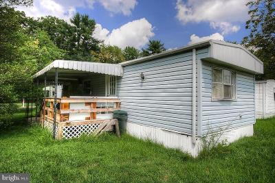 Bucks County Mobile/Manufactured For Sale: 222 Vaux Drive