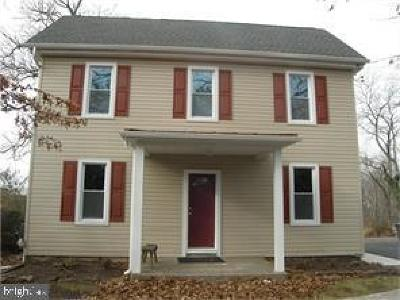 Bucks County Single Family Home For Sale: 722 Hilltown Pike