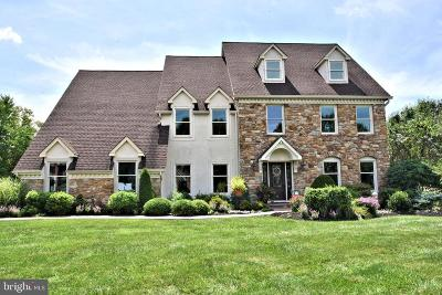 Bucks County Single Family Home For Sale: 72 Bruce Drive