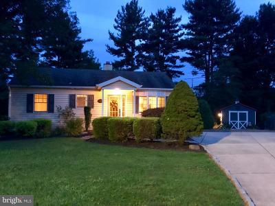 Doylestown Single Family Home For Sale: 22 Elm Terrace