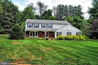 Bucks County Single Family Home For Sale: 46 Sherwood Lane