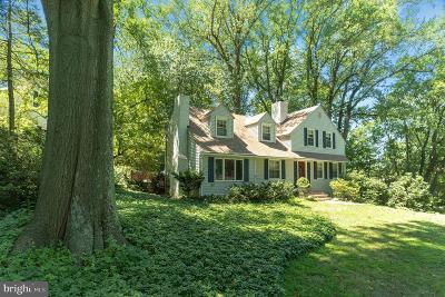 Yardley Single Family Home For Sale: 226 Penn Valley Terrace