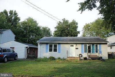 Bensalem Single Family Home For Sale: 1517 Virginia Avenue