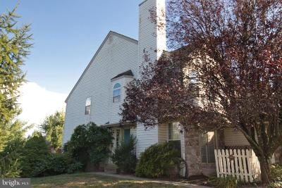 Bucks County Townhouse For Sale: 121 Suffield Court