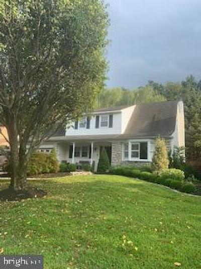 Bucks County Single Family Home For Sale: 12 Treeline Drive