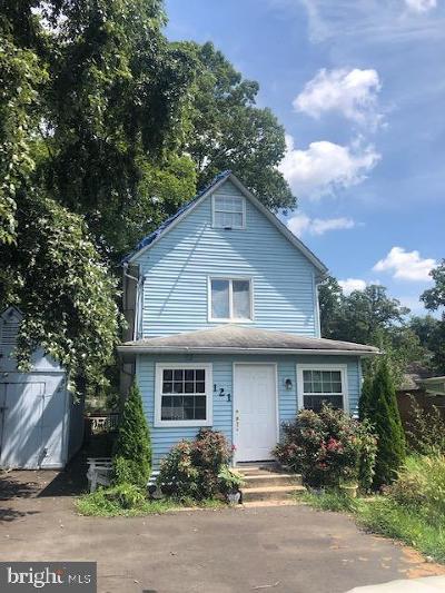 Langhorne Single Family Home For Sale: 121 Carter Avenue