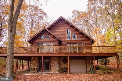 Single Family Home For Sale: 351 Kintner Road
