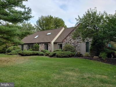 Bucks County Single Family Home For Sale: 136 Glenwood Drive