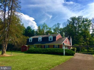 Bucks County Single Family Home For Sale: 6438 Fawn Lane
