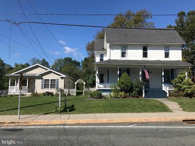 Bucks County Single Family Home For Sale: 32 S Main Street