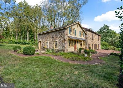 Bucks County Single Family Home For Sale: 2682 Aquetong Road