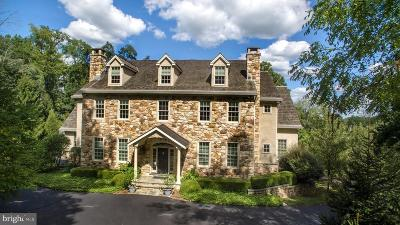 Bucks County Single Family Home For Sale: 6287 Ingham Rd