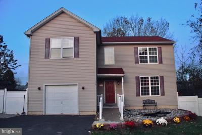 Bristol Single Family Home For Sale: 812 Merlin Street S