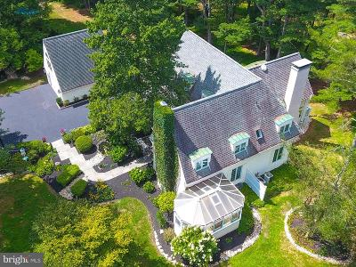 Bucks County Single Family Home For Sale: 3540 Aquetong Road
