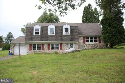 Doylestown Single Family Home For Sale: 3316 Winchester Drive