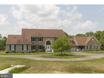 Bucks County Farm For Sale: 188 Keystone Road