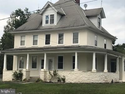 Bucks County Multi Family Home For Sale: 4505-07 Bethlehem Pike