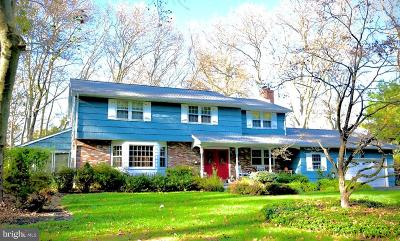 Bucks County Single Family Home For Sale: 406 Essex Lane