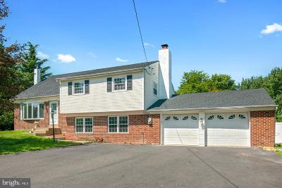 Richboro Single Family Home For Sale: 445 Twining Ford Road