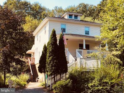 Bucks County Single Family Home For Sale: 1430 River Road