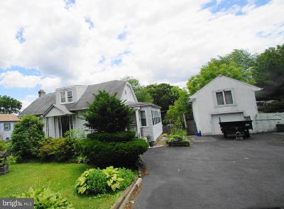 Bucks County Single Family Home For Sale: 1621 Bridgetown Pike