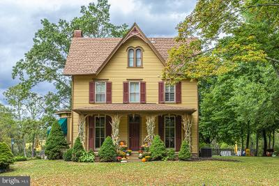 Bucks County Single Family Home For Sale: 1440 Pineville Road