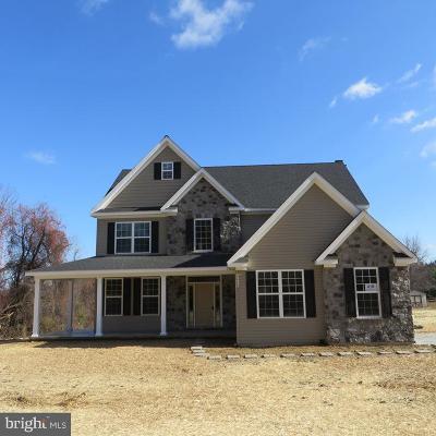 Bucks County Single Family Home For Sale: Lot # 3 Blue Church Road