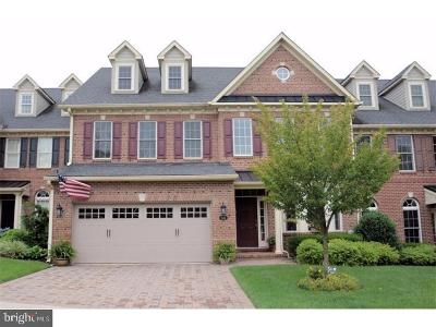 Bucks County Townhouse For Sale: 64 Elfreths Court