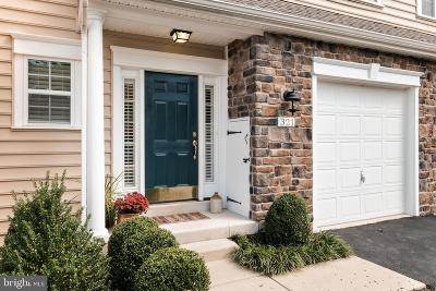 Bucks County Townhouse For Sale: 321 Oxford Lane
