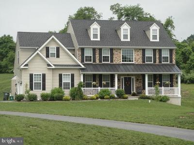 Bucks County Single Family Home For Sale: Lot # 4 Blue Church Road
