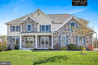 Mechanicsburg Single Family Home For Sale: 780 Crooked Stick Drive