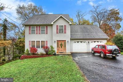 Camp Hill, Mechanicsburg Single Family Home For Sale: 5033 Turtle Lane