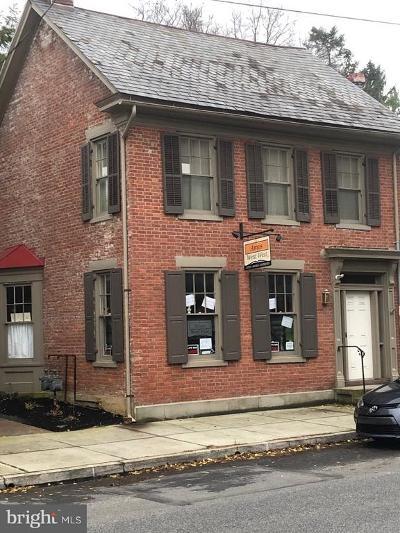 Mechanicsburg Multi Family Home For Sale: 207 W Main Street