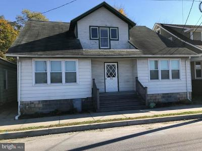 Carlisle Multi Family Home For Sale: 45 Spring Road