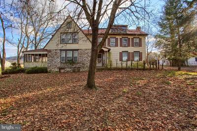 Single Family Home For Sale: 1604 Pine Road