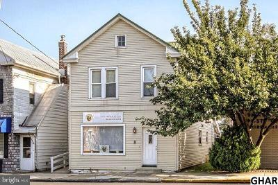 Camp Hill Multi Family Home For Sale: 8 W Main Street