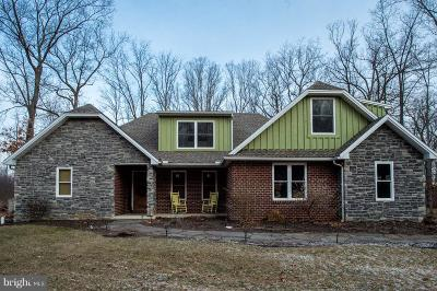 Single Family Home For Sale: 349 Whitmer Road