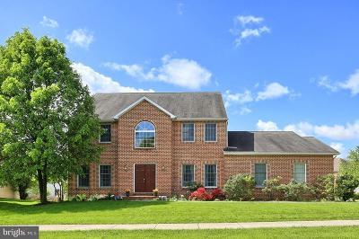 Mechanicsburg Single Family Home For Sale: 3823 Chippenham Road