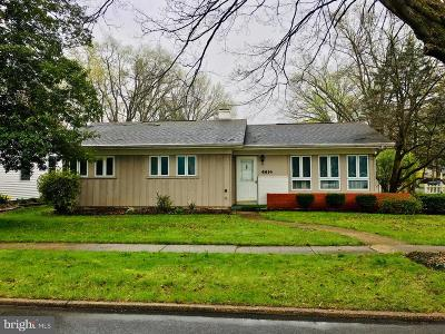 Mechanicsburg Single Family Home For Sale: 4814 Delbrook Road