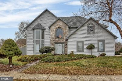 Mechanicsburg Single Family Home Under Contract: 1021 Kent Drive