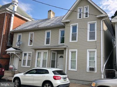 Shippensburg Multi Family Home For Sale: 5 - 7 S Penn Street