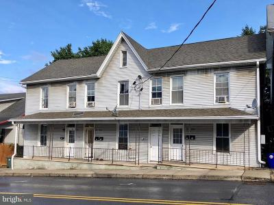 Shippensburg Commercial For Sale: 19 E Orange Street