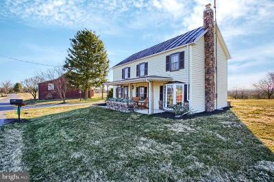 Newville Single Family Home For Sale: 231 Mohawk Road