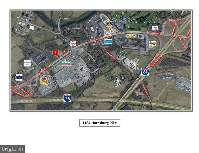 Cumberland County Commercial For Sale: 1184 Harrisburg Pike
