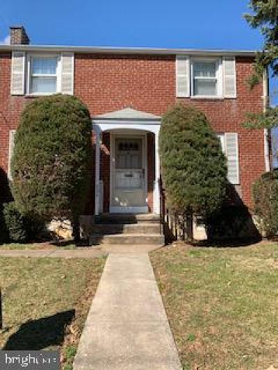 Cumberland County Single Family Home For Sale: 203 Walton Street