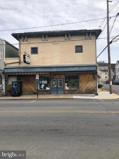 Shippensburg Commercial For Sale: 47 S Earl Street